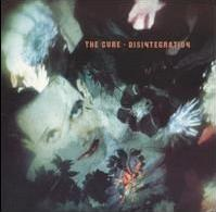 Обкладинка альбому «Disintegration» (The Cure, 1989)