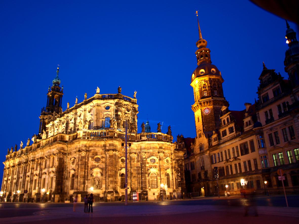 Дрезден — Вікіпедія