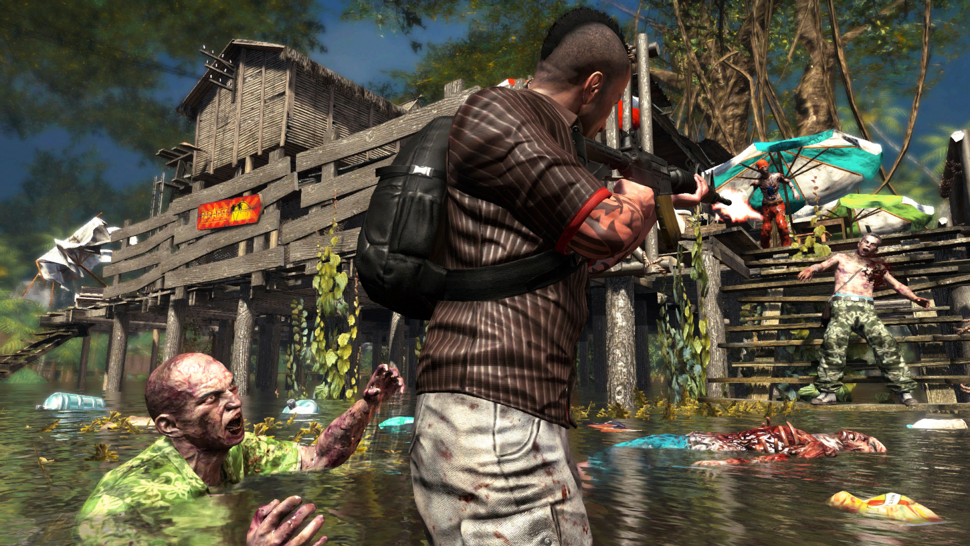 Dead Island Riptide Weapons Color Guide