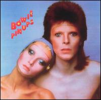 Обкладинка альбому «Pin Ups» (David Bowie, 1973)