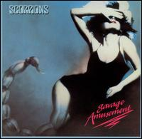 Обкладинка альбому «Savage Amusement» (Scorpions, Savage Amusement(1988))
