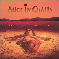 Обкладинка альбому «Dirt» (Alice in Chains, 1991)