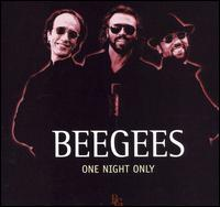 Обкладинка альбому «One Night Only» (Bee Gees, 1998)