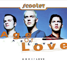 Обкладинка альбому «Age Of Love» (Scooter, 1997)