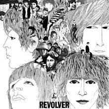 Обкладинка альбому «Revolver» (The Beatles, 1966)