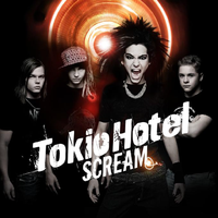 Обкладинка альбому «Scream» (Tokio Hotel, 2007)
