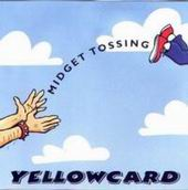 Обкладинка альбому «Midget Tossing» (Yellowcard, 1997)