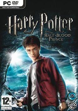 Гаррі Поттер і напівкровний Принц (гра) — Вікіпедія