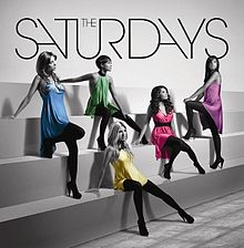 Обкладинка альбому «Chasing Lights» (The Saturdays, 2008)