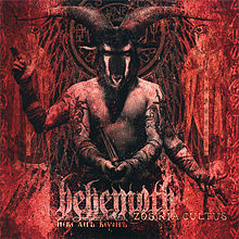 Обкладинка альбому «Zos Kia Cultus (Here and Beyond)» (Behemoth, 2002)