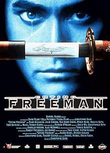 Crying freeman movie poster.jpg