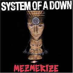 Обкладинка альбому «Mezmerize» (System of a Down, 2005)