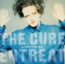 Обкладинка альбому «Entreat» (The Cure, 1990)