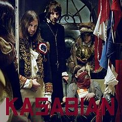 Обкладинка альбому «West Ryder Pauper Lunatic Asylum» (Kasabian, 2009)