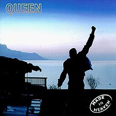 Обкладинка альбому «Made in Heaven» (Queen, 1995)