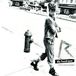 Rihanna We Found Love Single Cover.jpeg