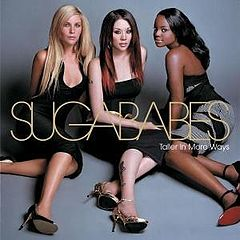 Обкладинка альбому «Taller in More Ways» (Sugababes, 2005)