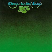 Обкладинка альбому «Close to the Edge» (Yes, 1972)