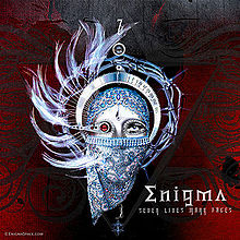 Обкладинка альбому «Seven Lives Many Faces» (Enigma, 2008)