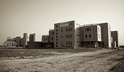 Greater Noida new buildings.jpg