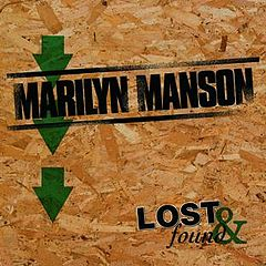 Обкладинка альбому «Lost & Found» (Marilyn Manson, 2008)