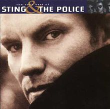 Обкладинка альбому «The Very Best of Sting & The Police» (Стінга та The Police, 1997)