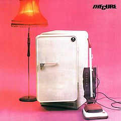 Обкладинка альбому «Three Imaginary Boys» (The Cure, 1979)