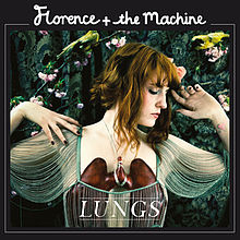 Обкладинка альбому «Lungs» (Florence and the Machine, 2009)