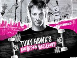 Обгортка Tony Hawk American Wasteland.jpg