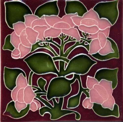Art Nouveau Tiles 01