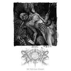 Обкладинка альбому «All Reflections Drained» (Xasthur, 2009)