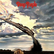 Обкладинка альбому «Stormbringer» (Deep Purple, 1974)
