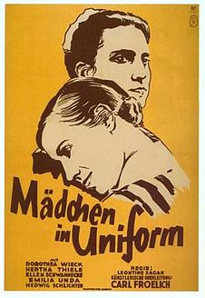 Maedchen in uniform movie poster-1931.jpg