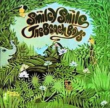 Обкладинка альбому smiley smile the beach boys
