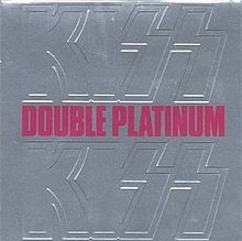 Обкладинка альбому «Double Platinum» (Kiss, 1978)