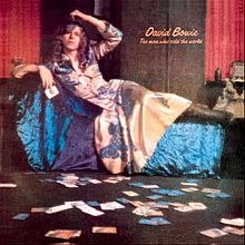 Обкладинка альбому «The Man Who Sold the World» (David Bowie, 1970)