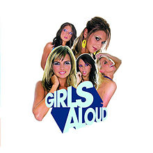 Обкладинка альбому «What Will the Neighbours Say?» (Girls Aloud, 2004)