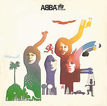Обкладинка альбому «The Album» (ABBA, 1977)