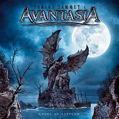 Обкладинка альбому «Angel of Babylon» (Avantasia, 2010)