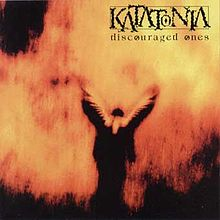 Обкладинка альбому «Discouraged Ones» (Katatonia, 1998)