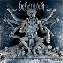 Обкладинка альбому «The Apostasy» (Behemoth, 2007)