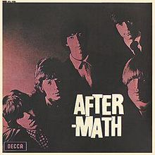 Обкладинка альбому «Aftermath» (The Rolling Stones, 1966)