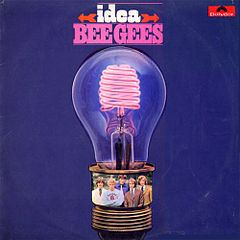 Обкладинка альбому «Idea» (Bee Gees, 1968)