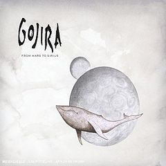 Обкладинка альбому «From Mars to Sirius» (Gojira, 2005)