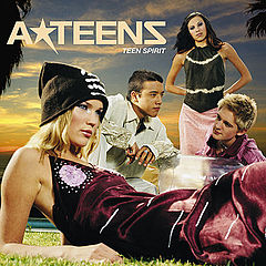 Обкладинка альбому «Pop 'Til You Drop!» (A*Teens, 2002)