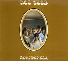 Обкладинка альбому «Horizontal» (Bee Gees, 1968)
