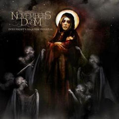 Обкладинка альбому «Into Night's Requiem Infernal» (Novembers Doom, 2009)