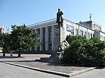 Пам'ятник Тарасові Шевченку в Черкасах