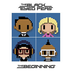 Обкладинка альбому «The Beginning» (The Black Eyed Peas, 2010)