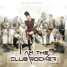 Обкладинка альбому «I Am the Club Rocker» (Inna, 2011)